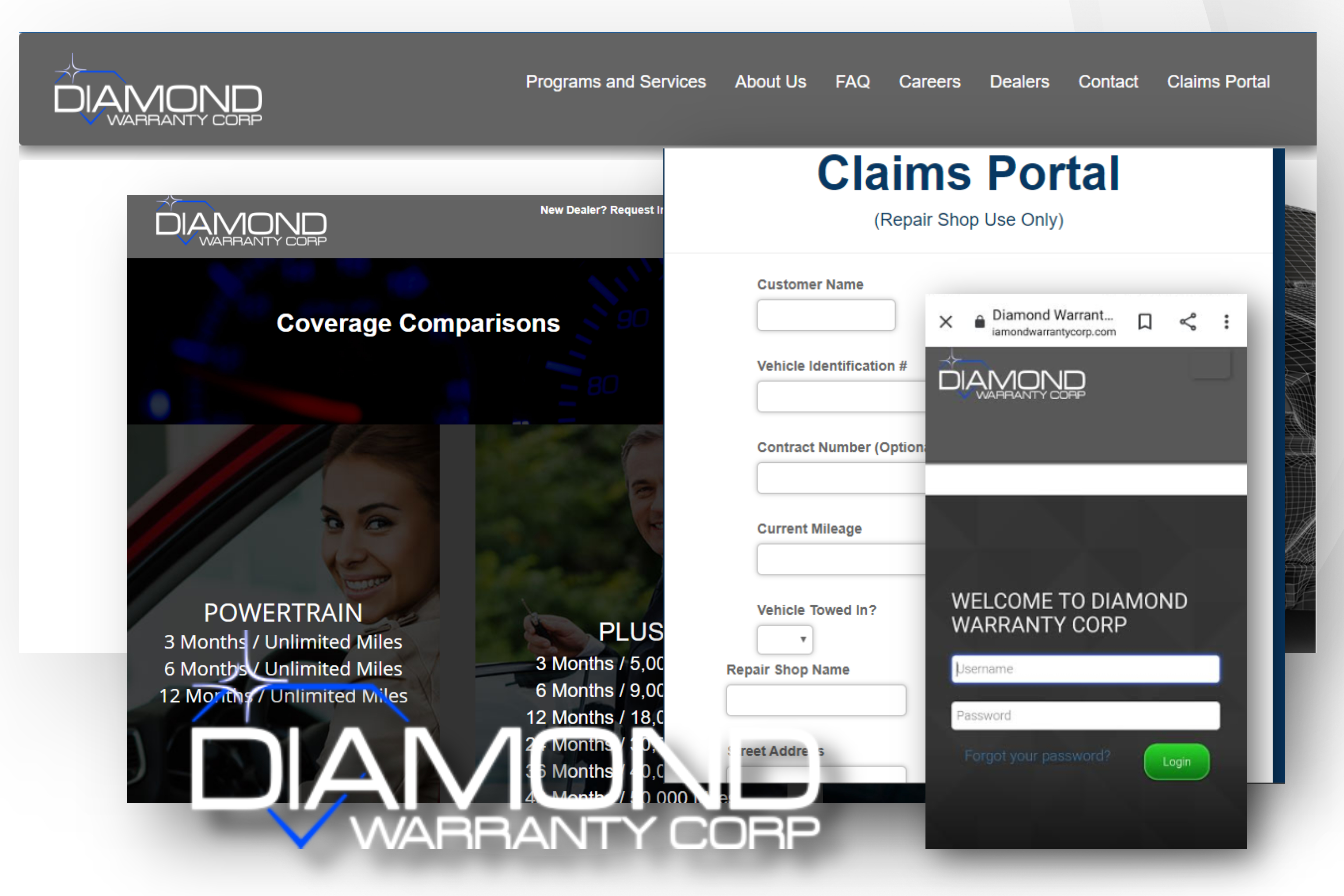 Diamond Warranty Case Study