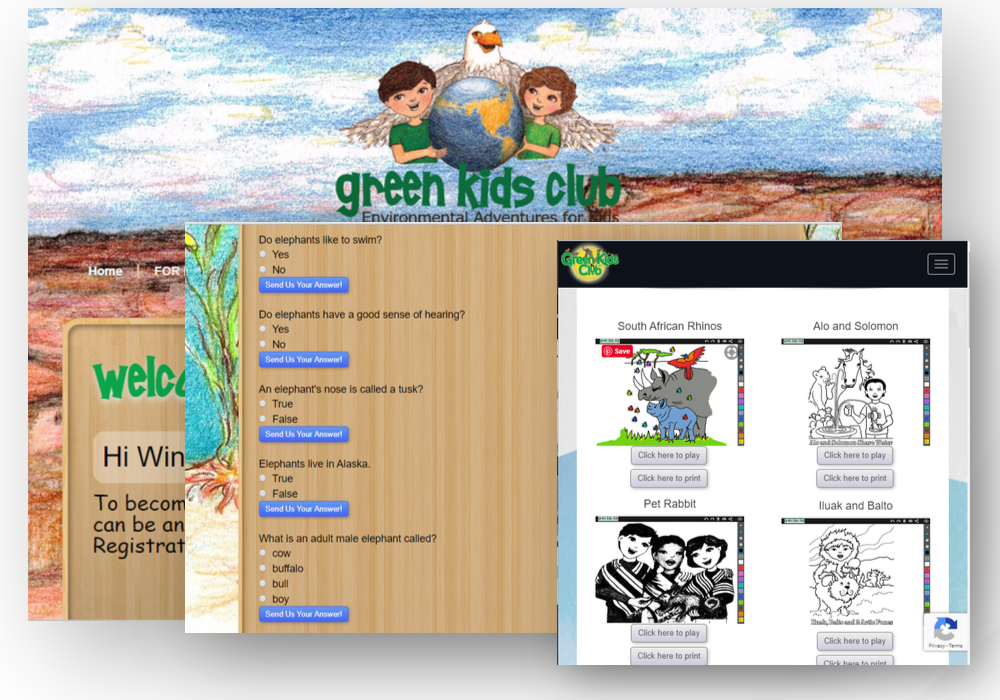 Green Kids Club Case Study 2